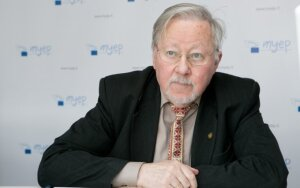 V. Landsbergis: kas talkino Rusijai ir kodėl bijo Vakarai