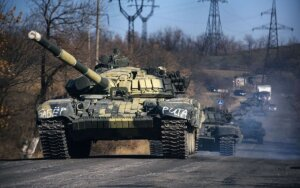 Ukrainos ambasadorius: Rusija planuoja didelio masto invaziją