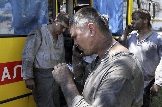 Взрыв на шахте в Донецке: погибли 7 шахтеров