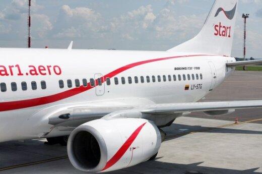 Самолеты Star1 Airlines начинают полеты в Палермо