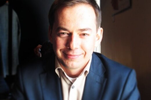 Arnoldas Pranckevičius, euroblogas.lt