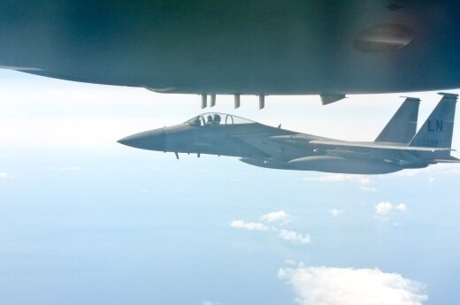 Lithuanian deputy defence minister: Bad time to cut NATO Baltic air policing