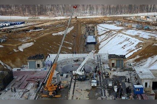При строительстве космодрома Восточный похитили более 5 млрд руб.