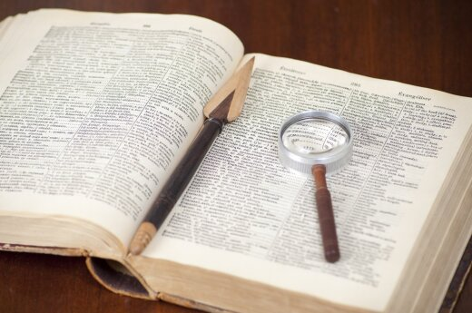 Vilnius University launches extensive on-line dictionary of literary terms