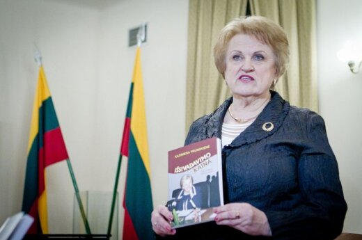 Kazimiera Prunskienė