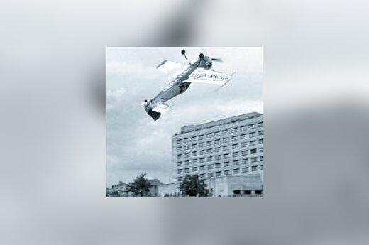 J.Kairio skrydis