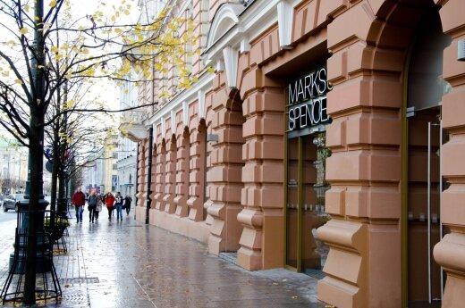 Marks & Spencer in Vilnius