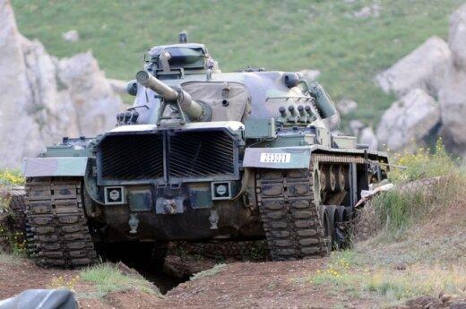Syria: Tureckie wojska przekroczyły granicę