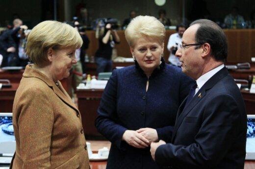 Президент Литвы: сообщениями о шпионаже хотят навредить отношениям ЕС и США