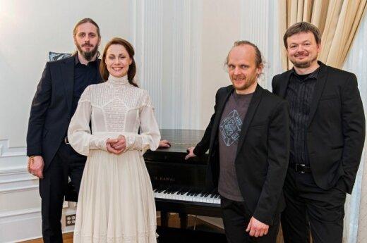 Rokas Radzevičius, Aistė Smilgevičiutė, Gediminas Žilys, Mantvydas Kodis. Photo Ludo Segers