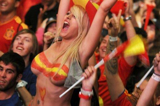 Hiszpania wygrała Euro 2012