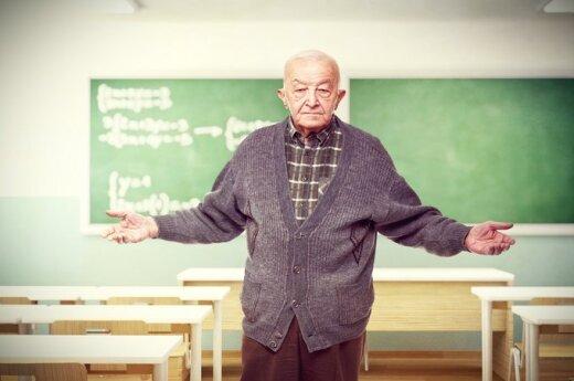 Pasidalink! Svarbiausias mano mokytojas