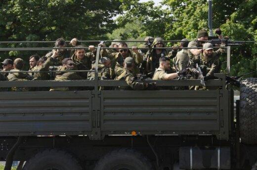 В батальоне Донбасс опровергают информацию о сдавшихся чеченцах