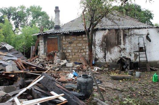 Из Донецка прибыла вторая семья с литовскими корнями