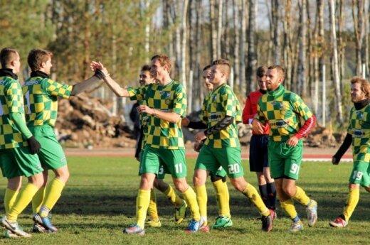 "F.B.K. ""Kauno"" futbolininkai (fbk-kaunas.lt nuotr.)"