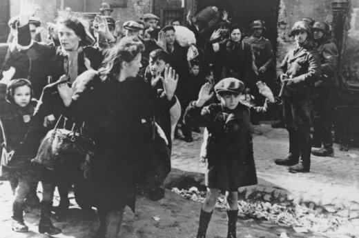 В Литве планируют обнародовать список участвовавших в Холокосте лиц