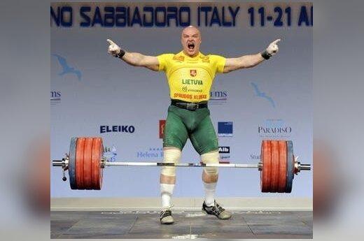 R.Vyšniauskas pagerino 3 Lietuvos rekordus