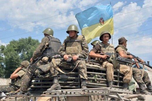 СМИ: силы АТО полностью окружили Донецк, казаки начали убегать