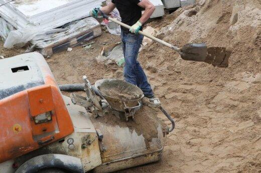 Цены на строительство опустошают кошельки клайпедчан