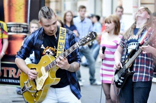 """""""Dzień muzyki ulicznej"""": Dobra okazja do prezentacji swojej twórczości"""