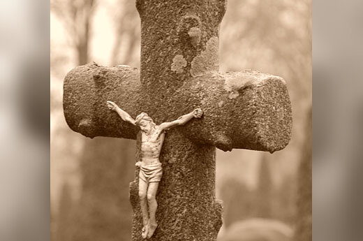 Kryžius, religija, rimtis, ramybė