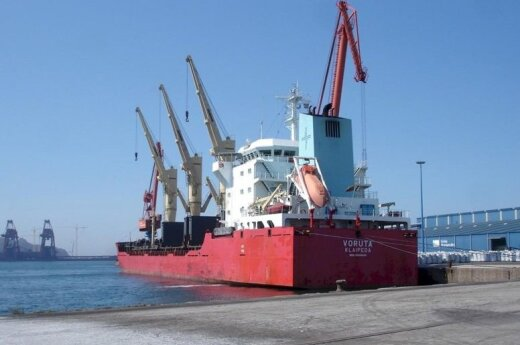 Lithuanian Shipping Company gets new chief