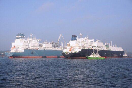 Lithuanian LNG terminal wins European gas project of the year award