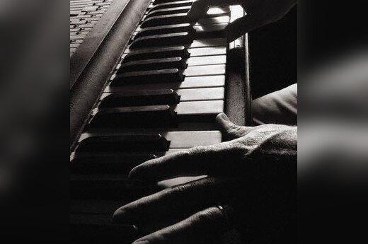 Britų džiazo pianisto Howard Riley rečitalis - Šv. Kotrynos bažnyčioje