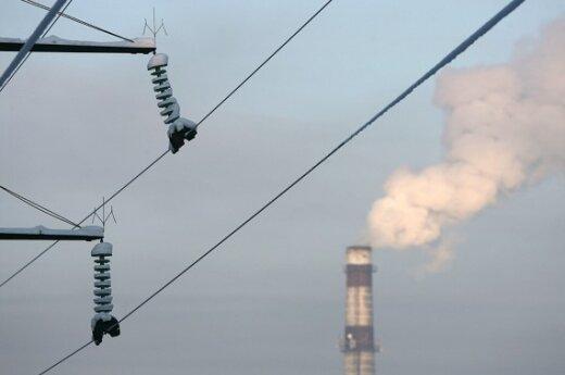 Больше половины всей литовской энергии – из-за рубежа