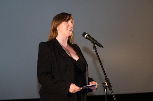 British Ambassador Claire Lawrence