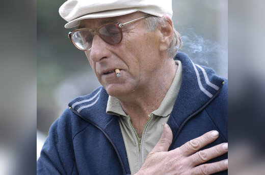 Pensininkas, senatvė, rūkymas, širdies ligos