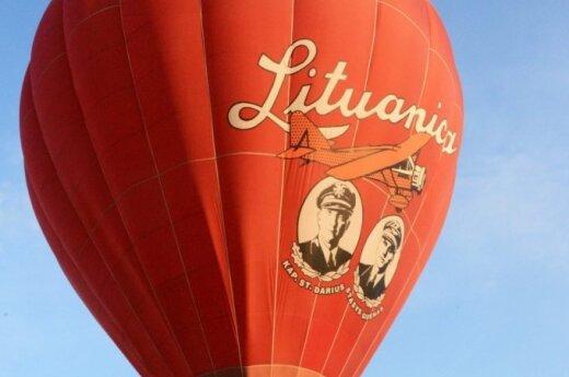 """Konkursas! Pasidalink darbu Lietuvai - laimėk skrydį oro balionu """"Lituanica""""!"""