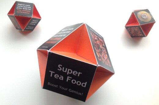 """""""Super Tea Food"""", Kūrėjų nuotr."""
