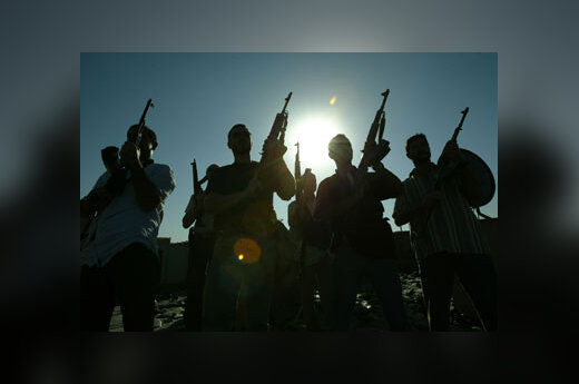 """Irakas, """"Blackwater"""", ginklai"""
