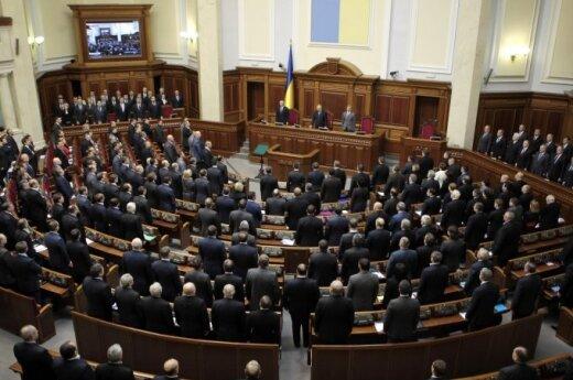 Rada Najwyższa odrzuciła wniosek o wprowadzenie stanu wojennego na wschodzie kraju