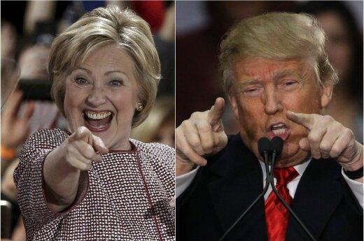 Налоги, пистолеты, беженцы и Россия. Что Клинтон и Трамп обещают американским избирателям