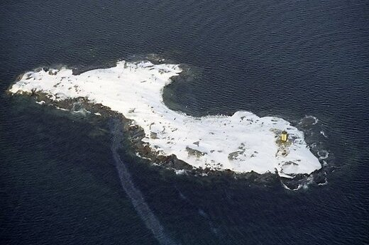 Территория России пополнилась новым островом Яя