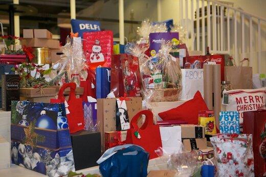 Lithuanians plan lavish Christmas spending