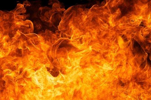 В Расейнском районе произошло жестокое убийство: муж сжег жену