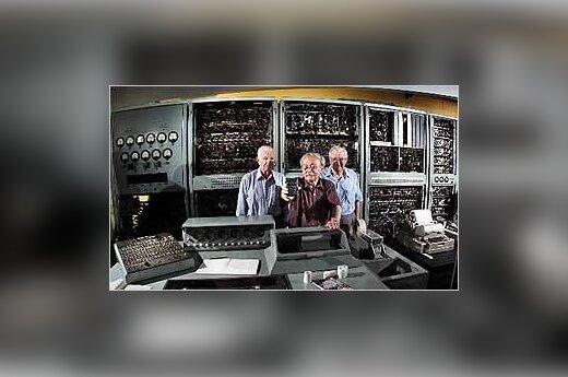 Seniausias kompiuteris