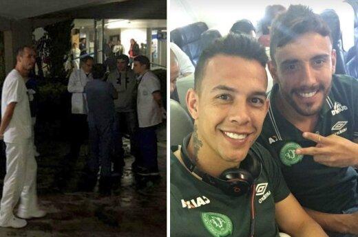 Бразилия объявила траур по жертвам крушения лайнера с футболистами