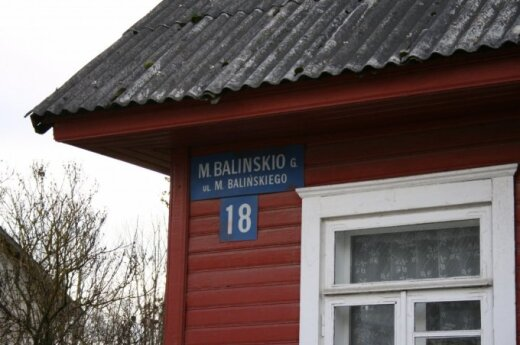 Lithuanian authorities offer solution to issue of bilingual signs in Polish-speaking communities