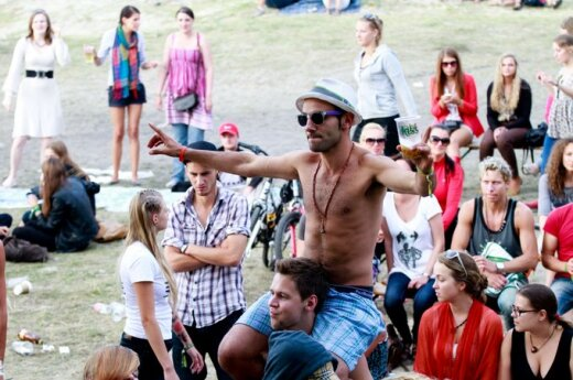 """Karklė 2012 Live Music Beach"" III diena"