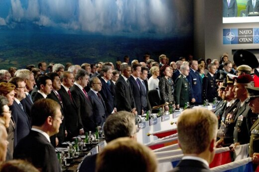 NATO summit in Wales