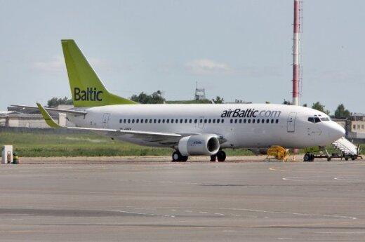 airBaltic начнет прямые рейсы из Риги в Турку