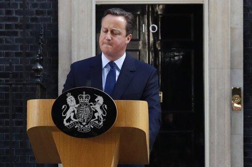 Кэмерон пообещал уйти в отставку с поста премьер-министра Британии
