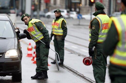 Крупные беспорядки в Гамбурге: пострадали 82 полицейских