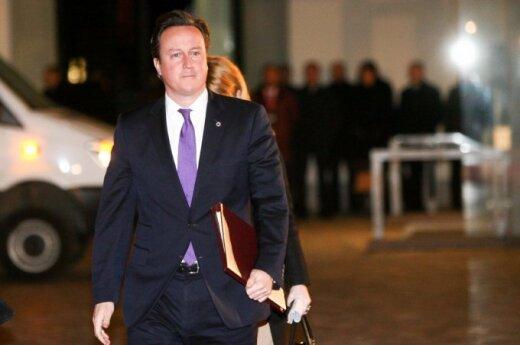 Zdecydowany sprzeciw premiera Wielkiej Brytanii!