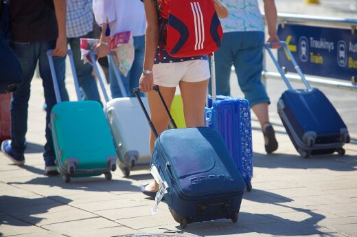 Lithuanians travel least of Baltic nations