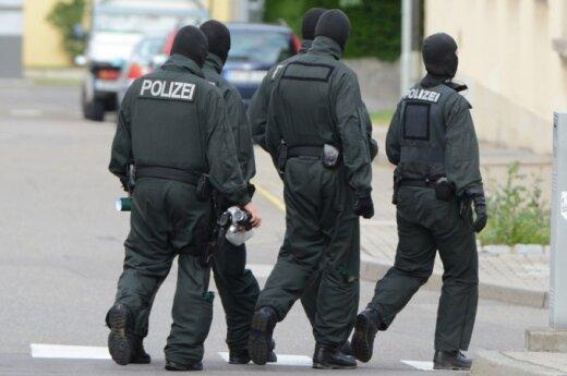 Полиция Бельгии задержала водителя, который пытался врезаться в толпу людей на оживленной торговой улице
